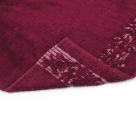 Ręcznik kąpielowy bawełniany MISS LUCY MARTYNIKA CZERWONY 70 x 140 cm
