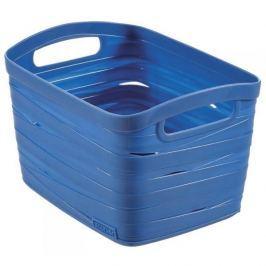 Koszyk plastikowy CURVER RIBBON L NIEBIESKI