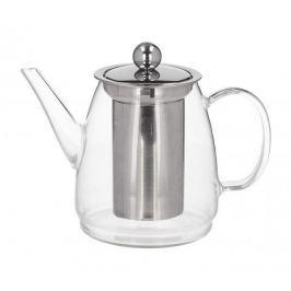 Dzbanek do herbaty szklany z zaparzaczem KINGHOFF TEA 0,6 l