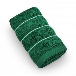 Ręcznik łazienkowy do rąk bawełniany MISS LUCY VACANZA ZIELONY 30 x 50 cm