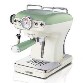 Ekspres do kawy ciśnieniowy plastikowy ARIETE VINTAGE ZIELONY 900 W