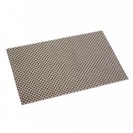 Mata stołowa / Podkładka na stół plastikowa FLORINA OLCIA ZŁOTA 45 x 30 cm