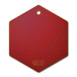 Podkładka pod garnek silikonowa KAISERFLEX RED 21 x 19 cm