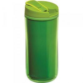 Kubek termiczny plastikowy ALADDIN HOT BEVERAGE ZIELONY 350 ml