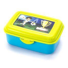 Śniadaniówka / Pojemnik na kanapki plastikowy PLAST TEAM PUCHAR NIEBIESKA