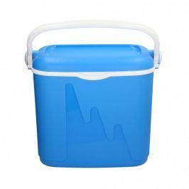 Lodówka turystyczna plastikowa CURVER COOLBOX NIEBIESKA 32 l