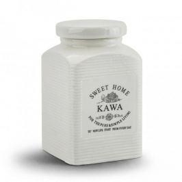 Pojemnik na kawę ceramiczny KWADRATOWY SWEET HOME II 0,9 l