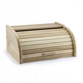 Chlebak drewniany BEECH WOOD BRĄZOWY