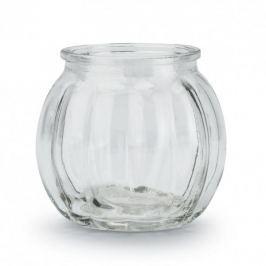 Świecznik tealight szklany LUDWIK JATRA