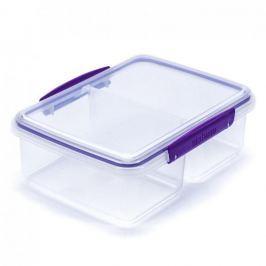 Lunch box plastikowy SISTEMA TURI MIX KOLORÓW 2 l