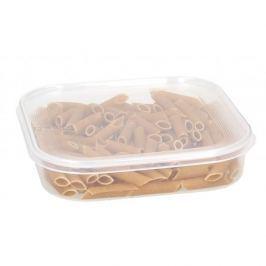 Pojemnik plastikowy na żywność PLAST TEAM HELSINKI NISKI KWADRATOWY MIX KOLORÓW 0,9 l