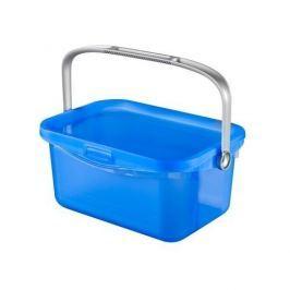 Pojemnik na proszek do prania plastikowy CURVER MULTIBOX NIEBIESKI 3 l