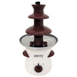 Fontanna do czekolady elektryczna plastikowa CAMRY CHOCCO KREMOWA 80 W