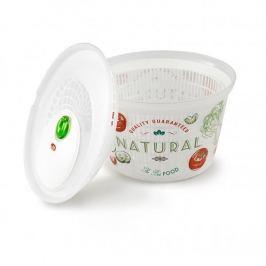 Wirówka / Suszarka do sałaty plastikowa SNIPS VINTAGE WIELOKOLOROWA 24,5 cm