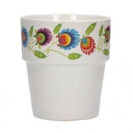 Kubek ceramiczny CERAMIKA TUŁOWICE ETNO 400 ml