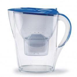 Dzbanek do filtrowania wody plastikowy BRITA MARELLA NIEBIESKI 2,4 l