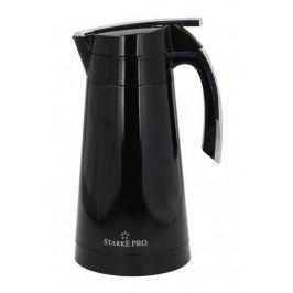 Termos konferencyjny do kawy i herbaty stalowy STARKE OSLO BLACK 1,6 l