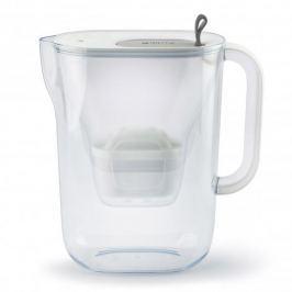 Dzbanek do filtrowania wody plastikowy BRITA STYLE SZARY 2,4 l