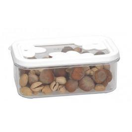 Pojemnik plastikowy na żywność HEREVIN AKRYLOWY BIAŁY 0,6 l