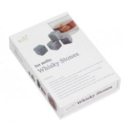 Kamienie / Kamienne kostki lodu do whisky i drinków wielokrotnego użytku STONE CUBES (9 szt.)