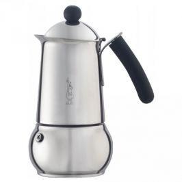 Kawiarka stalowa ciśnieniowa BIALETTI CLASS MAT - kafetiera na 6 filiżanek espresso