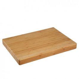 Deska do krojenia bambusowa ZASSENHAUS ECO LINE BRĄZOWA 49 x 35,5 cm