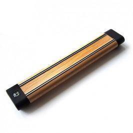 Listwa magnetyczna na noże drewniana BISBELL DĄB 36 cm