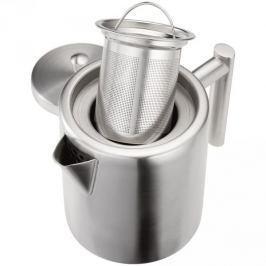 Dzbanek do herbaty stalowy z zaparzaczem STELLAR OSLO 0,6 l