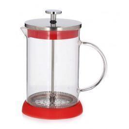 French press / Zaparzacz do kawy tłokowy szklany FLORINA ARABICA 0,8 l