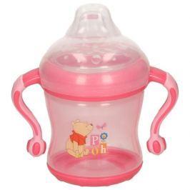 Kubek niekapek dla dziecka plastikowy DISNEY KUBUŚ PUCHATEK I PRZYJACIELE MIX KOLORÓW 240 ml