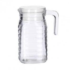Dzbanek szklany do napojów LINIE 0,5 l