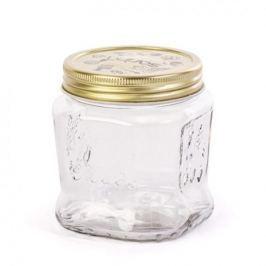Słoik na przyprawy szklany CLAM 0,45 l