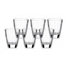 Kieliszki do wódki szklane MM GLASS BARYŁKA 25 ml 6 szt.