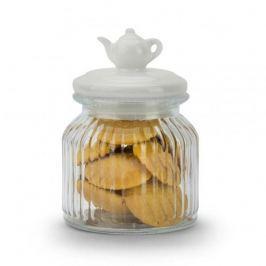 Słoik z pokrywką szklany UNSEEN 0,6 l