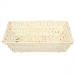 Koszyk z uchwytami na chleb i pieczywo DOMOTTI PALMA PROSTOKĄTNY 24 x 32 cm