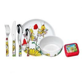 Naczynia dla dzieci porcelanowe WMF PSZCZÓŁKA MAJA ( 7 el.)