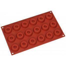 Forma do 18 czekoladek silikonowa SILIKOMART CLASSIC POMARAŃCZOWA