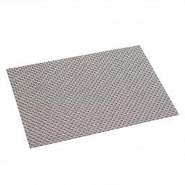 Mata stołowa / Podkładka na stół plastikowa FLORINA OLCIA BEŻOWA 45,5 x 30 cm