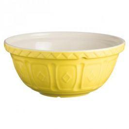 Miska / Salaterka ceramiczna MASON CASH MIXING ŻÓŁTA 2,5 l