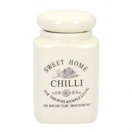 Pojemnik ceramiczny na chilli KWADRATOWY SWEET HOME II 0,2 l