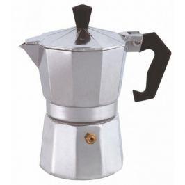 Kawiarka aluminiowa ciśnieniowa DOMOTTI MOCCA - kafetiera na 9 filiżanek espresso