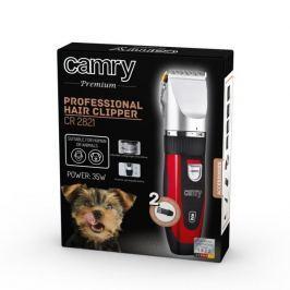 Maszynka do strzyżenia psów i kotów plastikowa CAMRY PUPPY CZARNA