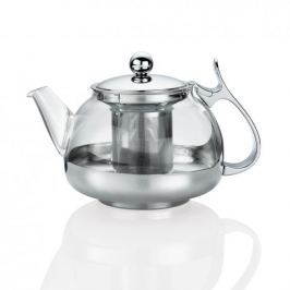 Dzbanek do herbaty szklany z zaparzaczem KUCHENPROFI LOTUS 1,2 l