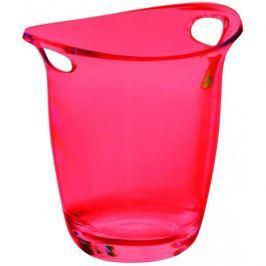 Cooler / Wiaderko do wina plastikowy BUGATTI GLAMOUR CZERWONY