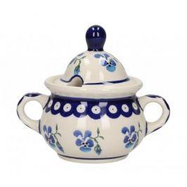 Cukiernica ceramiczna GU-944 DEK. 890 Bolesławiec 350 ml