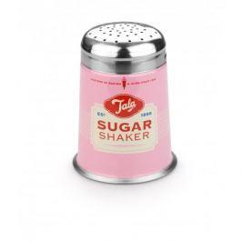 Shaker / Pojemnik na cukier puder TALA RETRO RÓŻOWY