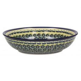 Miska ceramiczna GU-1013 DEK. DU1 Bolesławiec 1,3 l