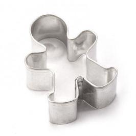 Foremka / Wykrawacz do ciastek i pierników metalowy LUDZIK 4 cm