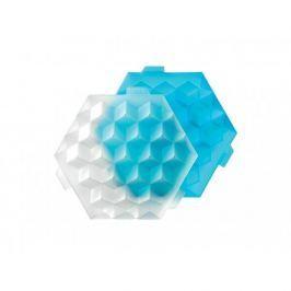 Forma do kostek lodu plastikowa LEKUE ICE CUBE NIEBIESKA