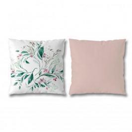 Poszewki na poduszki ozdobne bawełniane MISS LUCY LILY WIELOKOLOROWE 40 x 40 2 szt.